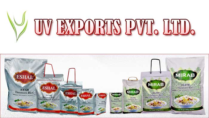 M/S UV EXPORTS PRIVATE LIMITED - CIRP